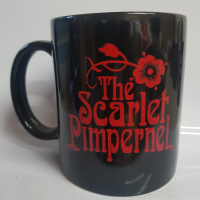 The Scarlet Pimpernel Broadway Mug